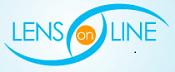 lens on line